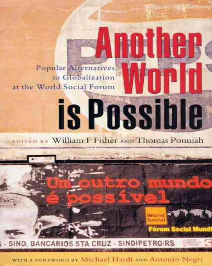 Another World is Possible - Nuria Store