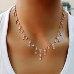 Rain-necklace