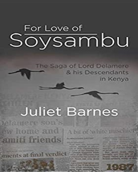 For Love of Soysambu nuriakenya