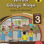 wirute gikuyu kiega book3 nuriakenya